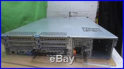 Dell PowerEdge 710 2x Intel Xeon QC E5504 @ 2.0GHz 16GB DDr3 Perc 6/i 1xPSU