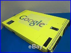 Dell PowerEdge Appliance Server w 48GB RAM 8x 500GB HDD Google