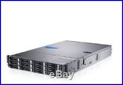 Dell PowerEdge C6100 4 Node server 8 x SIX-Core XEON X5670 2.93GHz 192GB Ram +C