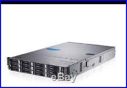 Dell PowerEdge C6100 4 Node server 8 x Six-Core XEON L5640 192GB Ram 12x caddies