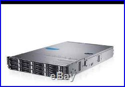 Dell PowerEdge C6100 4 Node server 8 x Six-Core XEON L5640 384GB Ram 12x caddies
