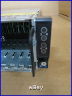 Dell PowerEdge C6100 4 server nodes with 8 x Intel Xeon E5630 96Gb Ram 2U Server