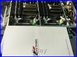 Dell PowerEdge C6100 8 x 6 Core X5650 64GB RAM 4 x 2TB Cloud SQL SERVER