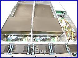 Dell PowerEdge C6100 Server XS23-TY3 Dual Nodes 971VF 4x E5530 2.4Ghz Quad Core