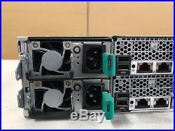 Dell PowerEdge C6100 XS23-TY3 8 x Xeon Six-Core X5650 192GB 12 x 1TB 4 Servers
