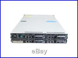 Dell PowerEdge C6100 XS23-TY3 LFF 8x HC L5640 2.26GHz 4xNODES 8x 250GB 192GB