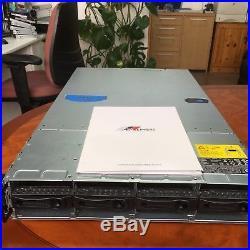 Dell PowerEdge C6100 + incl 4x Cloud Node Rack Server 8x Xeon X5550 32GB RAM 2TB