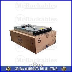 Dell PowerEdge C6220 4 Node Server 8x E5-2650 256GB RAM 4x (Dual10GB SFP+) RAID