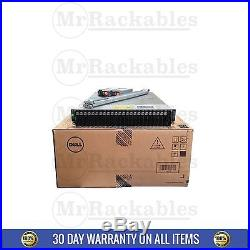 Dell PowerEdge C6220 4 Node Server 8x Xeon E5-2650 512GB RAM 24x 600GB 9265 110V