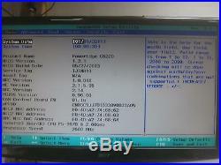 Dell PowerEdge C6220 Server 3-Nodes, 6x Xeon E5-2670 2.60GHz 8C, 48GB, 3.5