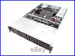 Dell PowerEdge FS12-TY C2100 2U 2X XEON QC L5630 2.13GHZ 12xTRAYS 24GB PERC H200