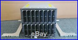 Dell PowerEdge M1000E With 16x M630 Blade Servers E5-2643 v3 3.40GHz K2200M