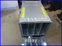 Dell PowerEdge M1000e Blade Chassis + 6 Power + 9 Fans