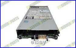 Dell PowerEdge M620 Blade Server Barebones CTO No CPU No RAM No HDD No RAID