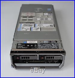 Dell PowerEdge M630 Blade Server Barebones (No CPU's, Memory or Cards)