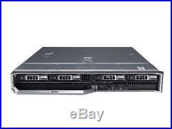 Dell PowerEdge M710 CTO Customise to order Blade Server 2 x heatsinks + caddies