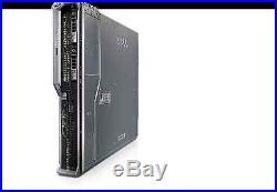 Dell PowerEdge M910 Blade Server CTO Blade Server with 4 x heatsinks 0CPU 0MEM