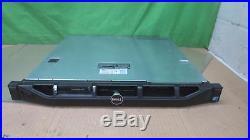 Dell PowerEdge R210 1u server Intel Xeon X3450 QC @ 2.67Ghz 4GB DDr3 500GB