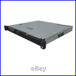 Dell PowerEdge R210 II 2-Core 2.40GHz G530 8GB No HDD iDRAC6 S100