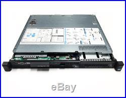 Dell PowerEdge R210 II Intel Xeon E3-1240 V2 Quad Core 3.4GHz DRAC H200 RAID