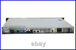 Dell PowerEdge R210 II // Intel Xeon E3-1270 V2, 8 GB RAM, 1 TB HDD, 250W PSU