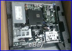 Dell PowerEdge R210 II Rack 1U Server Intel Xeon E3-1230 3.2GHz 16GB H200 RAID
