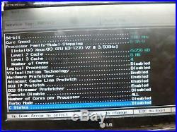 Dell PowerEdge R210 II Xeon E3-1270 V2 3.5GHz 8GB Ram QTY&
