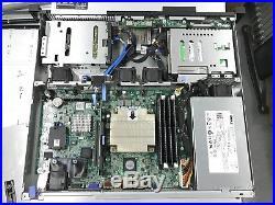Dell PowerEdge R210 II intel xeon E3-1230, 3.2, 8MB 16gb 1x 500gn HDD