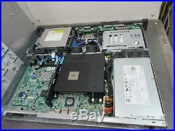Dell PowerEdge R210 ii Intel E3-1220 QC @ 3.10GHz 8GB PC3-12800E