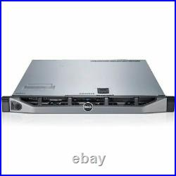 Dell PowerEdge R230 1 x E3-1230 V6 32GB RAM 2 x 480GB Dell Ent SSD iDrac