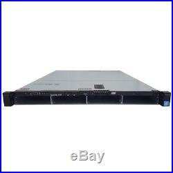 Dell PowerEdge R320 4B LFF 8-Core 1.80GHz E5-2450L 24GB RAM No 3.5 HD H310 DRPS