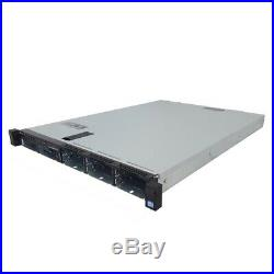 Dell PowerEdge R320 8B RPS Server Barebones with Heatsink 350W PSU No CPU RAM HDD