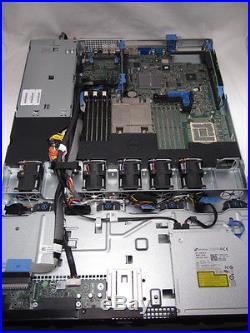 Dell PowerEdge R320 Rack Server BAREBONE NO CPU NO RAM NO HDD 1x350W PSU DVD