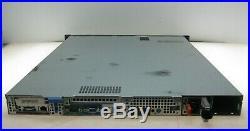 Dell PowerEdge R320 Server Single Xeon Quad Core E5-2403 @ 1.8GHz 8GB RAM No HDD