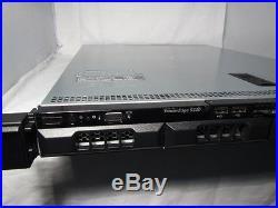 Dell PowerEdge R330 1U OEM Rack Server G4500 3.5Ghz 4GB 500GB S130 RAILS IN BOX