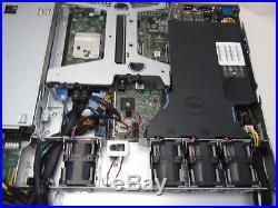 Dell PowerEdge R330 1U Rack Server E3-1220 V5 3Ghz 16GB 3x200GB SSD H330 Win2012