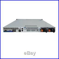 Dell PowerEdge R410 12-Core 3.06GHz X5675 4GB RAM PERC 6/i iDRAC6 DRPS No HDD