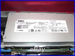 Dell PowerEdge R410 1U Rack Server 2X Quad Core Xeon E5620/24GB RAM