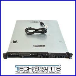 Dell PowerEdge R410 1U Rackmount Server with 2x E5620 4-core 2.4GHz/24GB/SAS 6/iR