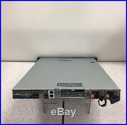 Dell PowerEdge R410 2x Intel Xeon E5520 2.53GHz, 64GB DDR3 RAM, 1x 8TB 3.5 Pe