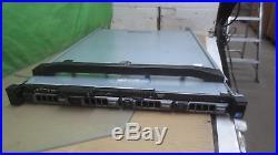 Dell PowerEdge R410 2x Xeon DC E5503 @ 2.0GHz 16GB DDr3 4x2TB 1xPSU with RAILS