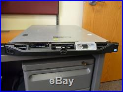 Dell PowerEdge R410 2x Xeon E5530 2.40Ghz 4-Core 48GB RAM 2x 146GB HDD Server