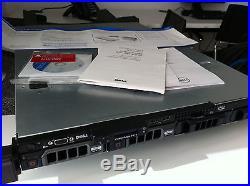 Dell PowerEdge R410 2x Xeon X5650 2.66GHZ Sei Core 32GB RAM 4 x 3.5 Dell CADDY