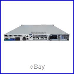 Dell PowerEdge R410 8-Core 2.40GHz E5620 16GB RAM 500GB HD SAS 6/iR DFPS
