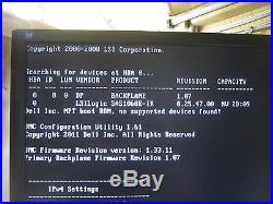 Dell PowerEdge R410 Server1U Intel Xeon QC E5520 with HT @ 2.27GHz 12GB DDR3