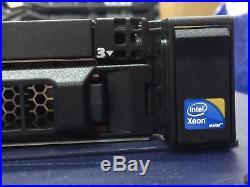 Dell PowerEdge R410 Server (1U rack mount)