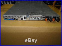 Dell PowerEdge R410 Server 2XQuad Core X5550 2.66GHz 64GB-RAM 4x1TB PERC 6i 2PSU