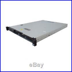 Dell PowerEdge R410 Server 2x 2.26GHz Quad Core 4GB PERC 6/i iDRAC RPS