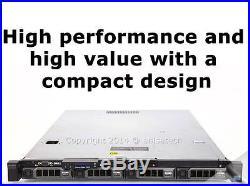 Dell PowerEdge R410 Six CORE 2 x XEON X5650 64GB DDR3 (2 x 146GB 15k) RAID