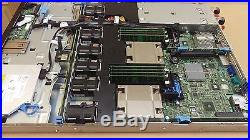 Dell PowerEdge R420 1U Server 2x Xeon E5-2470 2.3GHz 8 Core 64GB RAM 2TB iDRAC